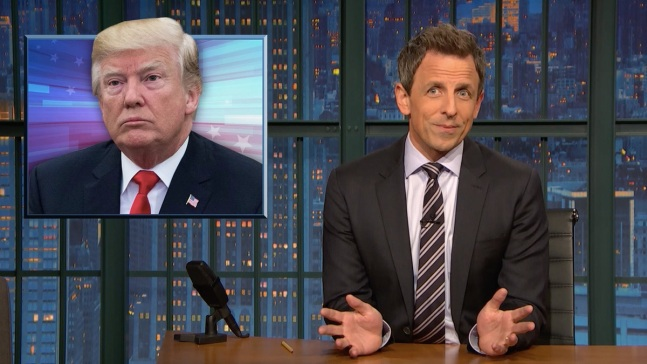 'Late Night': A Closer Look at Trump's Racist Comments