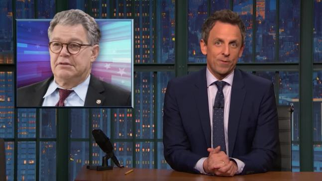 'Late Night': A Closer Look at Sen. Al Franken's Resignation