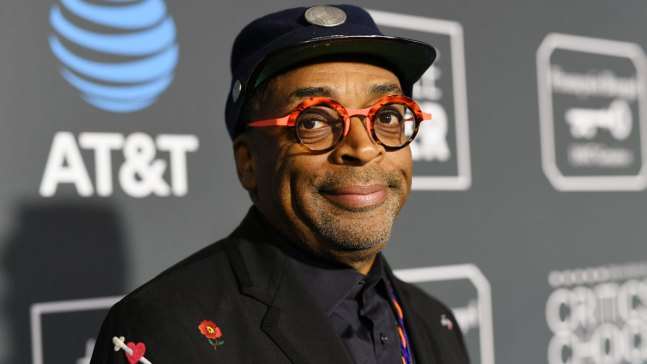Spike Lee Likes Oscar Odds With 'BlacKkKlansman'