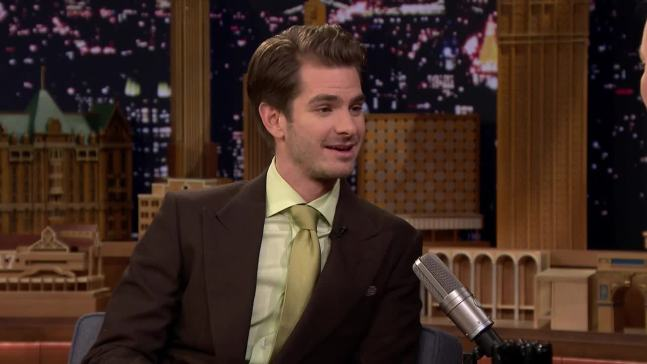 'Tonight': Andrew Garfield Puked in Prince's Bathroom