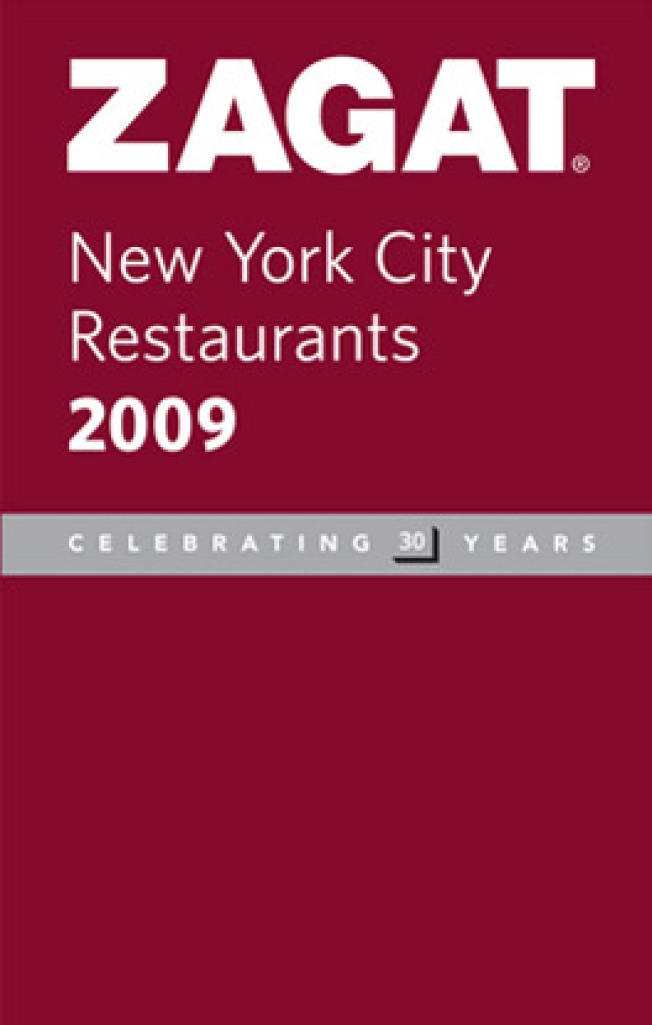 Zagat '09 Guide OUT: Momo' Ko, Per Se, Lunetta, Fette Sau Among Big Winners