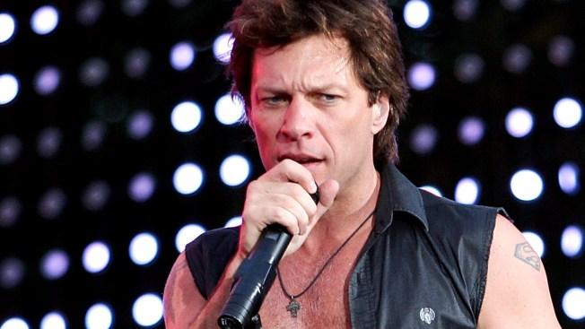 Bon Jovi Risks Rep to Help Hillary