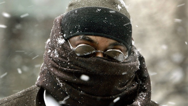 Snow Stops Falling, But Cold Hangs Around
