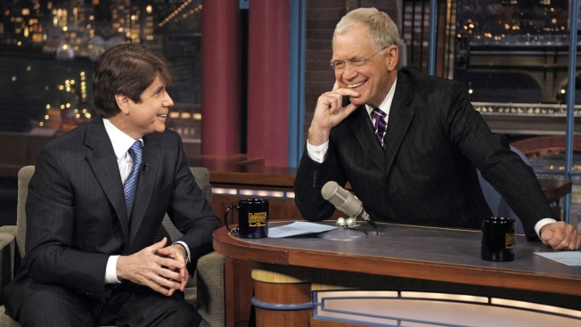 "Letterman on Blago: ""Oh, This Guy is Guilty"""
