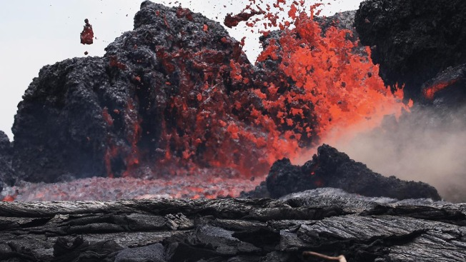 No Way to Know When Hawaii Eruption Will End: Scientists