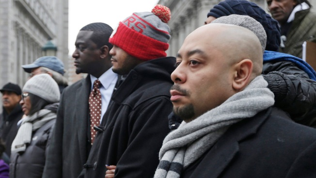Man Exonerated in Central Park Jogger Case Thanks Mayor