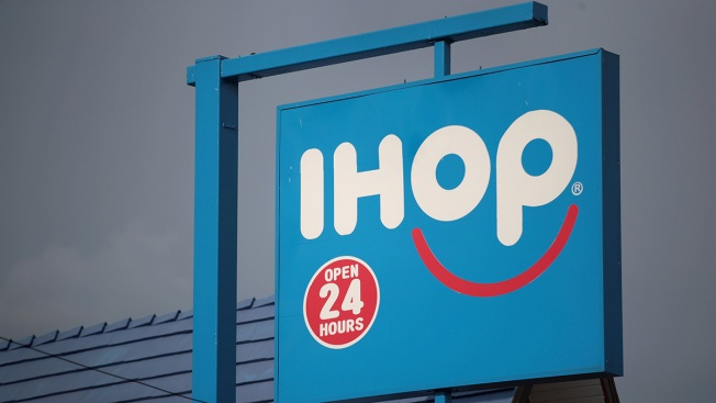 IHOP Switches Name Back From IHOb for Pancake Promotion