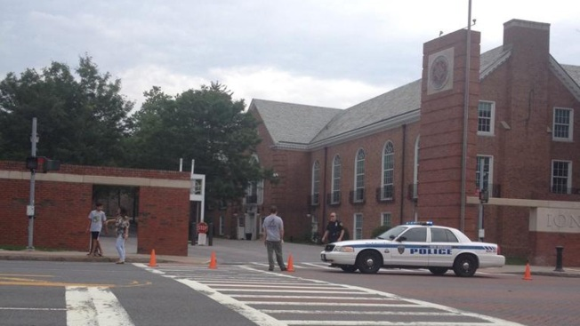Iona College Briefly Placed on Lockdown, Nothing Found