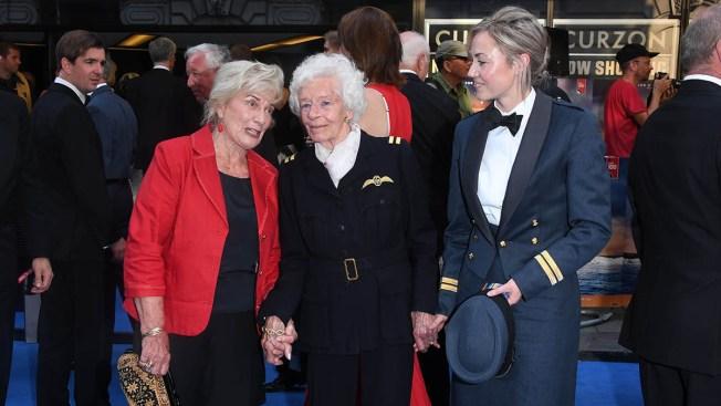 'Pioneering' Female Aviator Mary Ellis Dies at 101