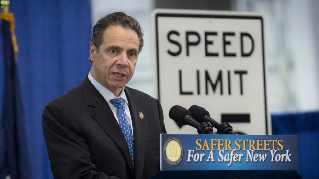 Cuomo Signs Bill to Cut NYC Speed Limit