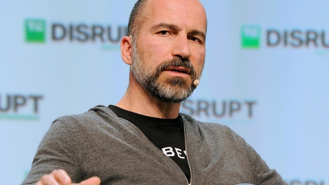 Furloughed Federal Workers Are Working as Uber Drivers, CEO Says
