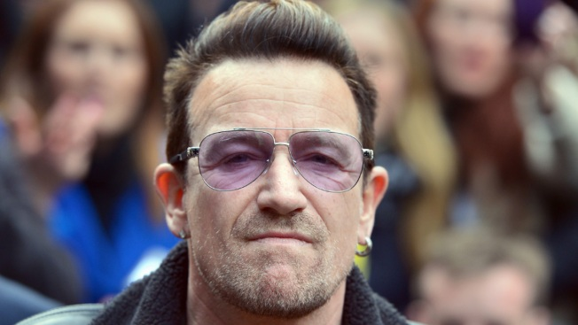 Bono Undergoes Surgery for Multiple Fractures in NYC Bicycle Accident