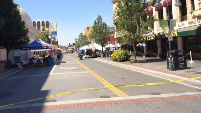 Driver Killed by Nevada Police After Barreling Into Chicken Wing Fest