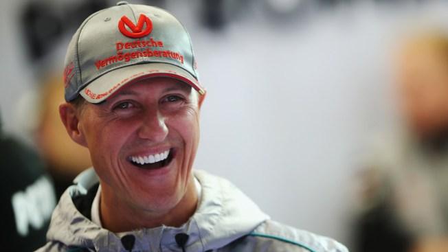 Michael Schumacher's Medical Files Allegedly Stolen