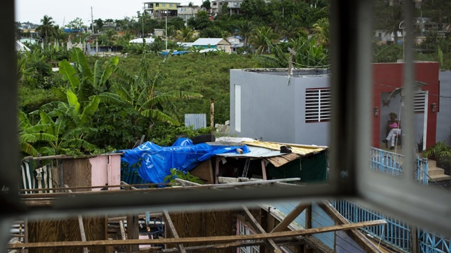 A Year After Hurricane Maria, Puerto Ricans Rebuild Amid Setbacks