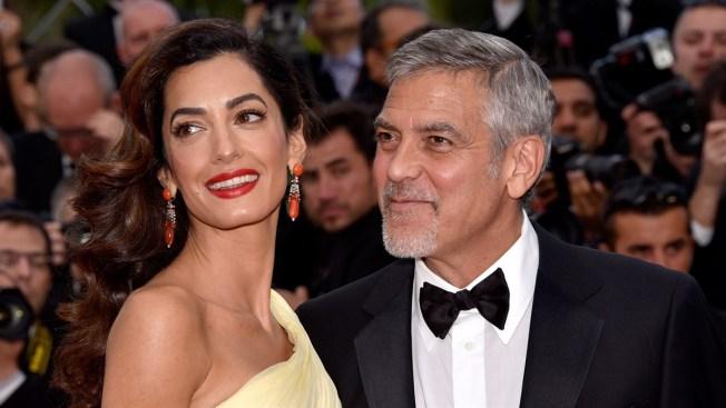 George Clooney Hopes Media 'Kinder' to Meghan Markle