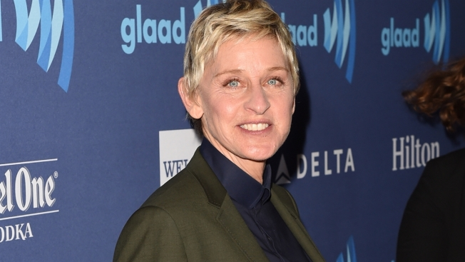 Golden Globes to Honor TV Pioneer Ellen DeGeneres
