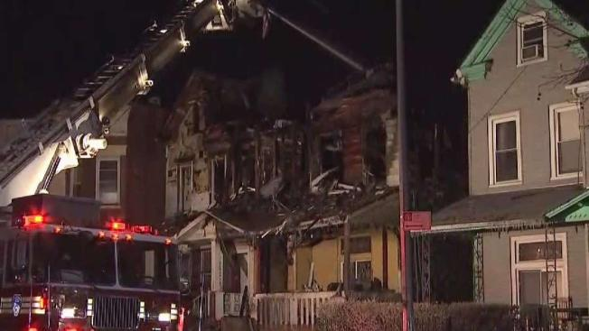 1 Person Injured In 4 Alarm Fire At Brooklyn Home Fdny