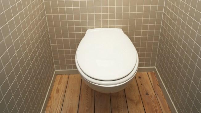 Texas Man Films Self While Installing Secret Bathroom Camera