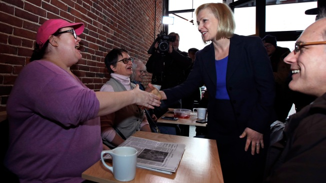 Democratic Presidential Candidates Introducing Themselves to Voters