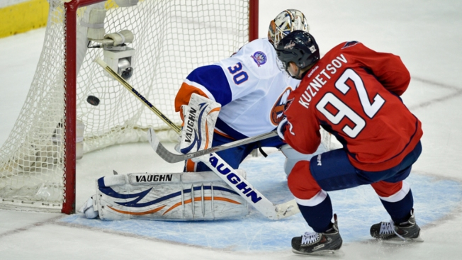 Islanders Fail to Capitalize in OT Against Capitals
