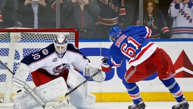 Rangers Blow 3-Goal Lead, But Win in Shootout