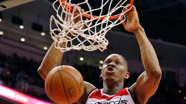 Wizards Roll to Easy Win Against Nets