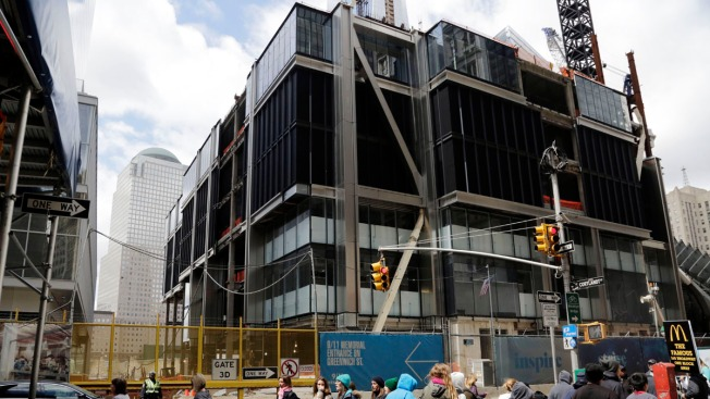 Developer Secures Funds to Build 3 WTC