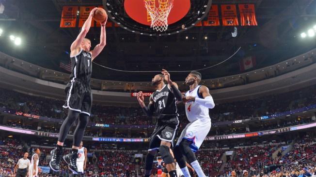 Nets Snap Losing Streak Against Hapless 76ers