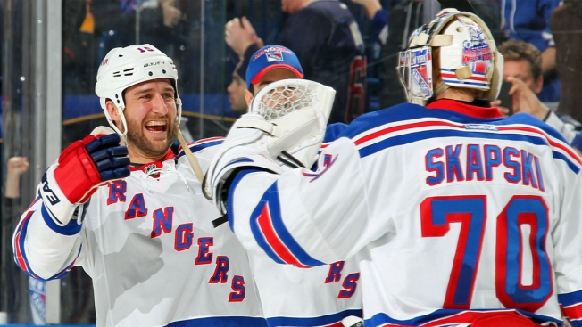 Yandle Lifts Rangers to 4th Win in a Row