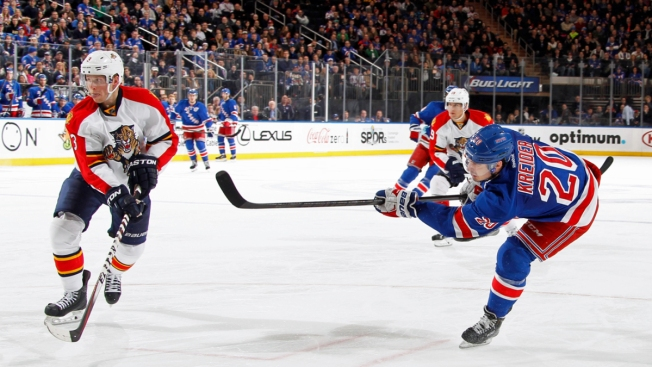 Red Hot Rangers Tame Panthers, 2-1