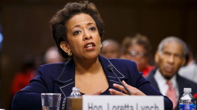 Senate Confirms New York's Loretta Lynch as Attorney General