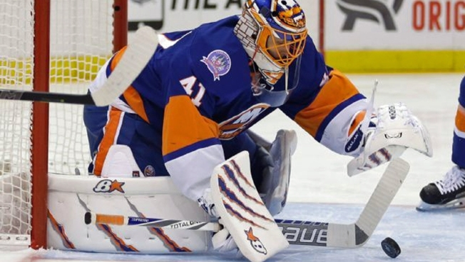 Islanders Top Capitals in OT, Take 2-1 Series Lead