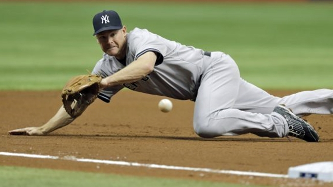 Yanks Top Rays, Complete 3-Game Sweep