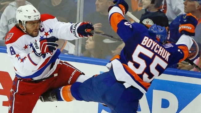 Islanders Top Capitals to Force Game 7