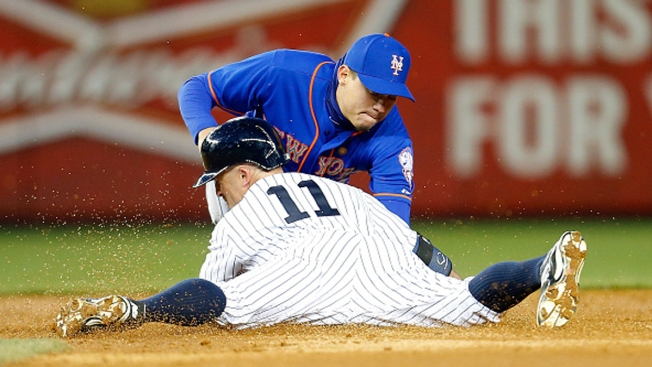 Mets Get Even, Drub Yanks, 8-2