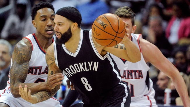 Hawks Match Franchise Record Against Nets