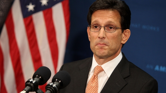 Eric Cantor to Resign From Congress August 18