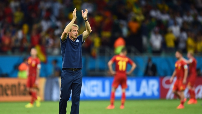 Klinsmann fired by United States of America  after slow World Cup qualifying start