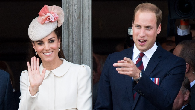 Prince William Gives Health Update on Pregnant Kate Middleton