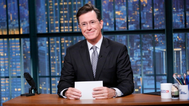 Stephen Colbert Kicks off 'Late Show'