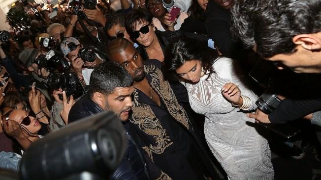 Kim Kardashian Attacked Before Paris Fashion Week Show