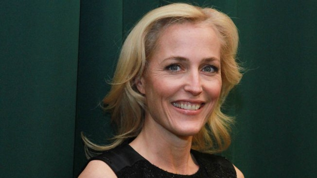 "Gillian Anderson Teases Third ""X-Files"" Movie"