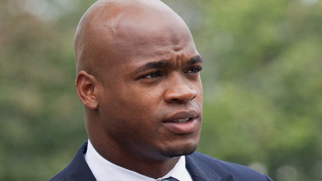 Union Heads to Court to Get RB Adrian Peterson Back on Field