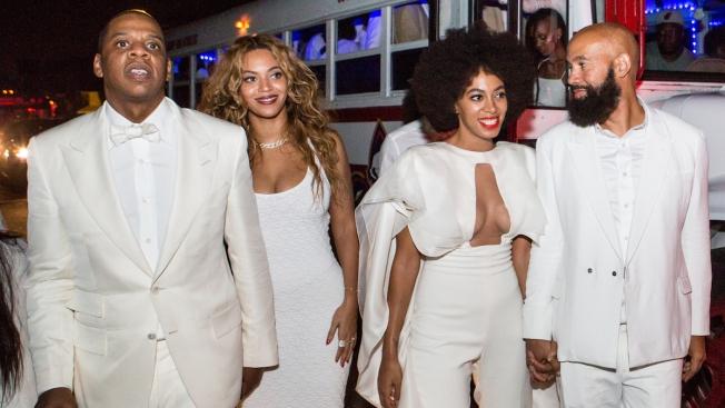 Solange Knowles Weds Music Video Director Alan Ferguson