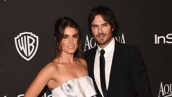 'Twilight' Star Nikki Reed Expecting 1st Child With Husband Ian Somerhalder