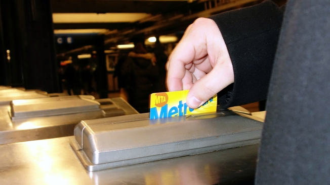 Subway Fare Hike Takes Effect