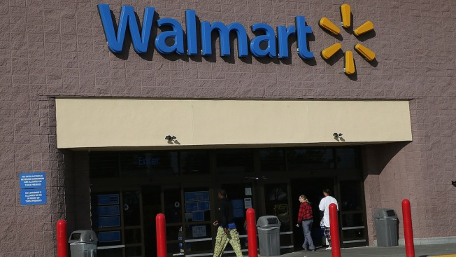 Man Killed, Officer Injured in Wal-Mart Shootout: Authorities