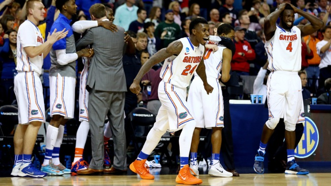 Florida First to Final Four, Beating Dayton 62-52