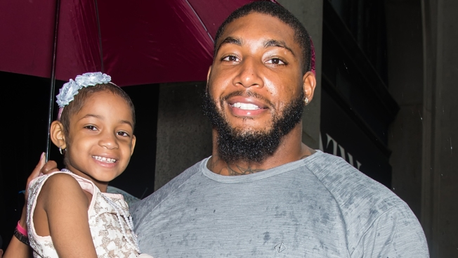 Devon Still: 'I Got My Strength From Leah' During Her Cancer Fight